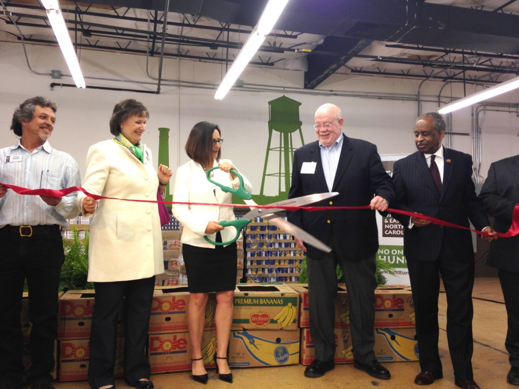 Durham Ribbon Cutting