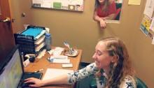 Behind-The-Scenes: Volunteer Services