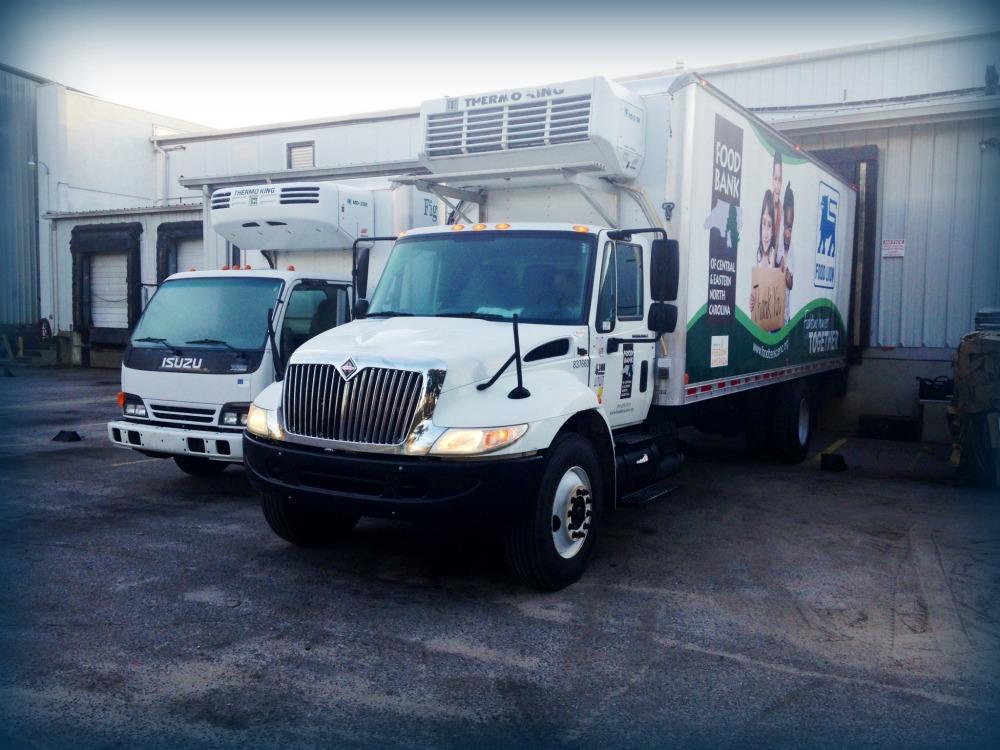 Food Bank Trucks