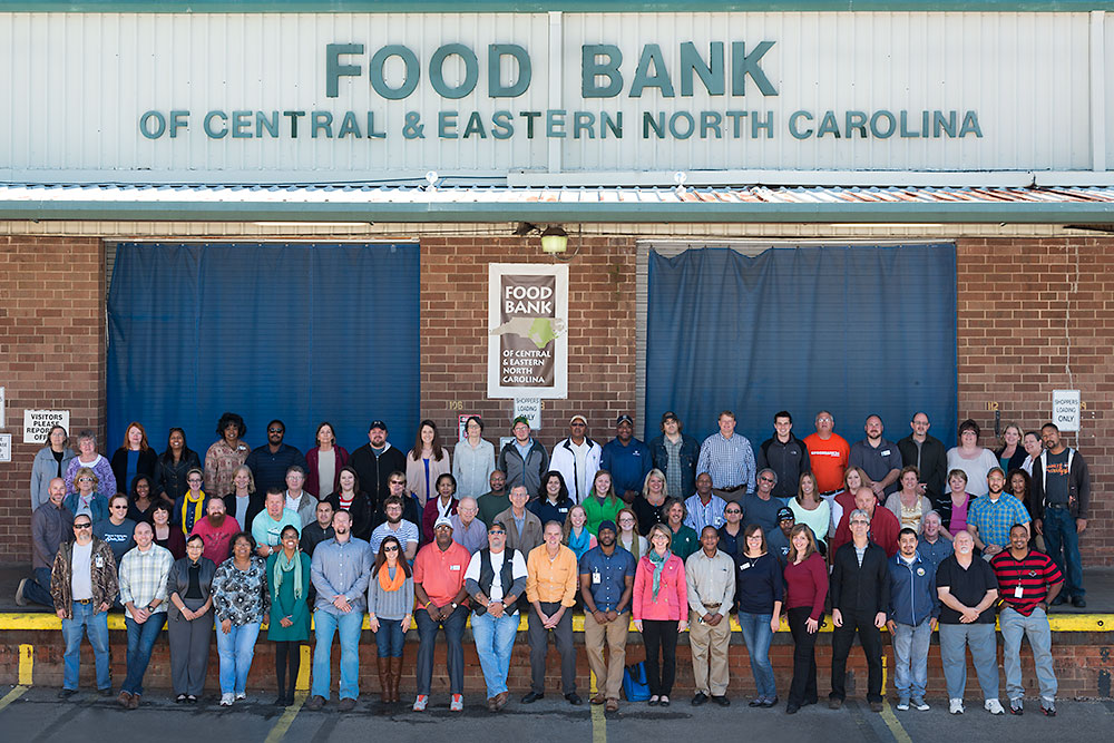 Food Bank Team 2014