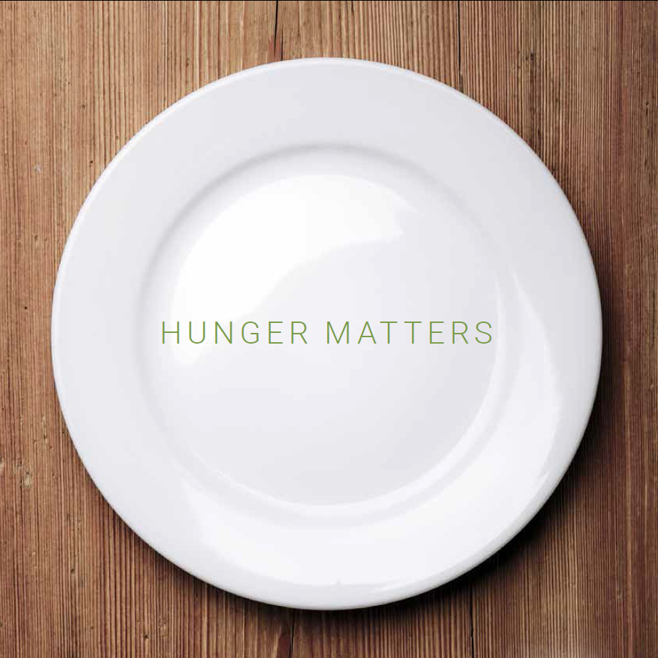 Photo from 2014 Impact Report: Hunger Matters