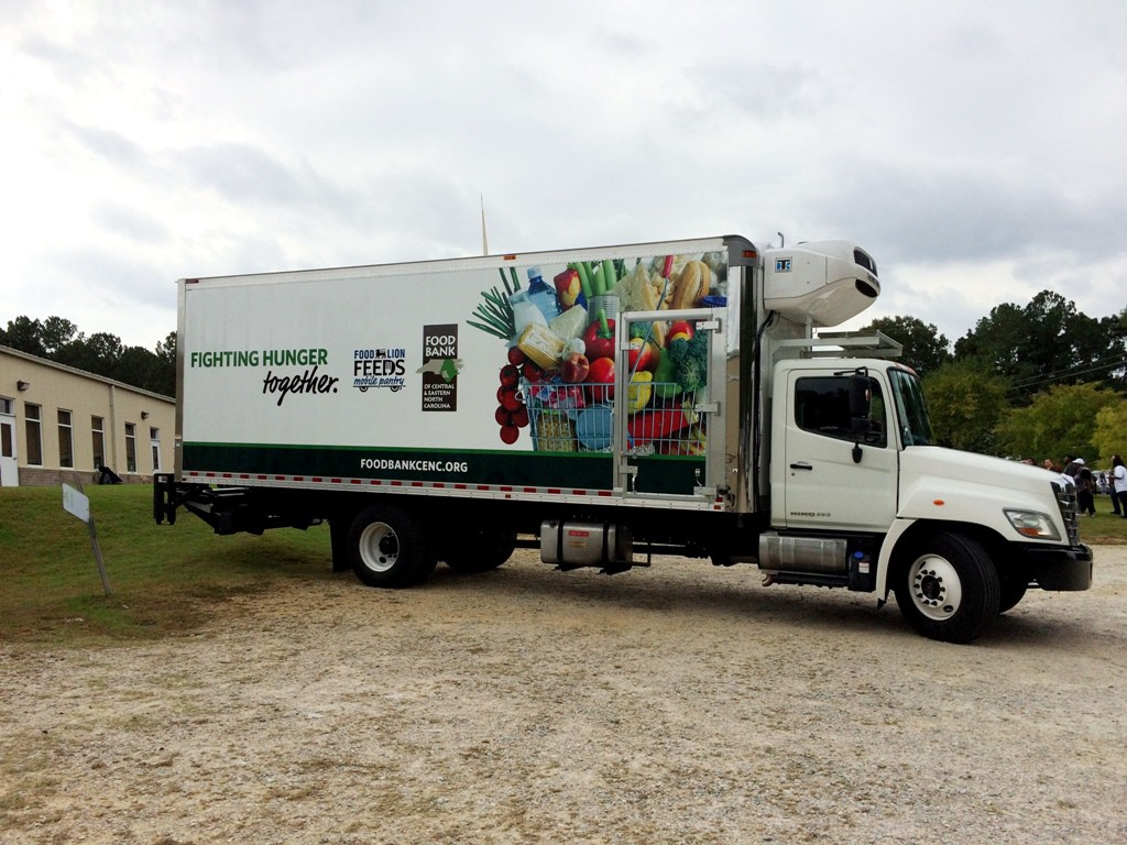 Photo of Mobile Food Pantry