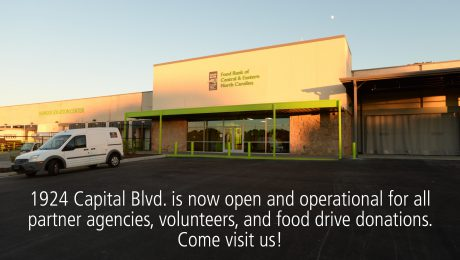 FBCENC at Capital Blvd is fully operational
