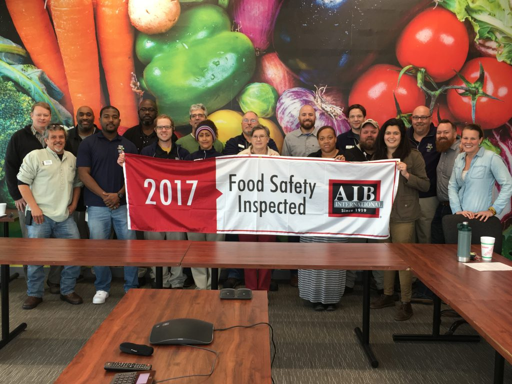 Raleigh Branch has earned the coveted AIB banner!