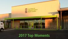 Food Bank CENC's top moments of 2017