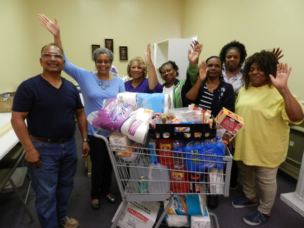 The Great Pantry Makeover at Word of Truth Anointed Ministries