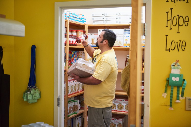 The Great Pantry Makeover at Gang Free, Inc.