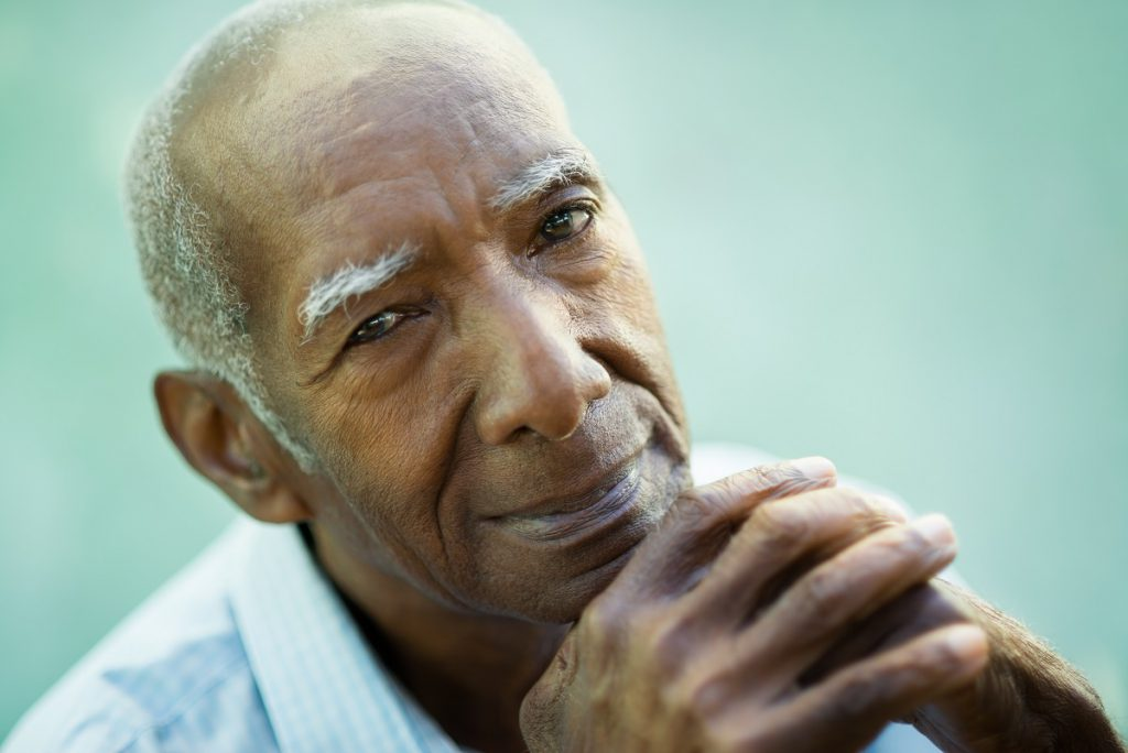 Reaching seniors with nutritious food