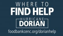 find help hurricane dorien